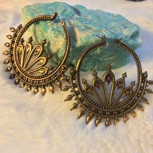 Lucky Brand Boho Chic Earrings